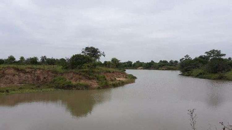 Vendo valioso terrenos en la guardia, con vista y sobre la laguna las garzas11238520