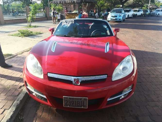 Vendo convertible rojo 119818913