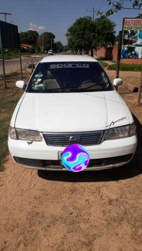Vendo auto nissan sunny 2004968266456