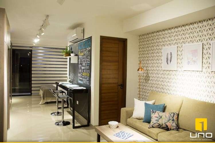 Departamento en pre venta de 1 dormitorio, condominio orange2145119601