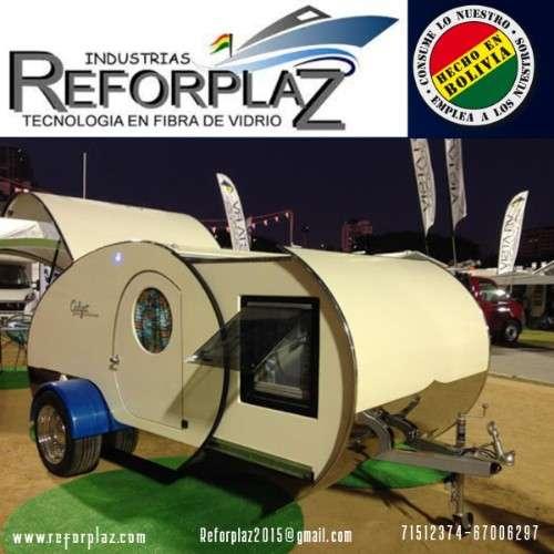 Fabricamos carrocerias de vehiculos recreativos al gusto del cliente631510921