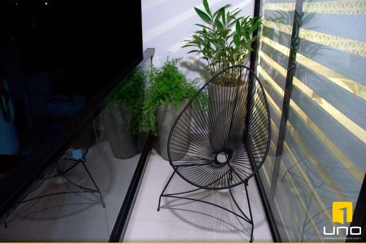 Departamento en pre venta tipo monoambiente, condominio orange925758525