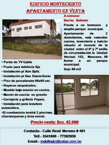 Apartamento en venta1569392611