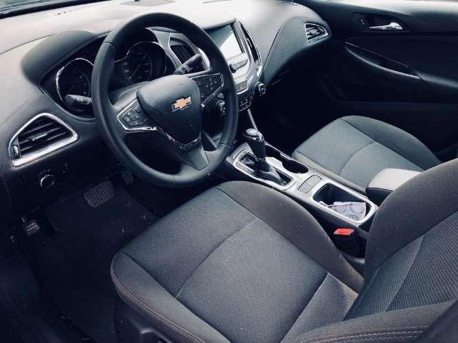 Chevrolet cruze lt 20181060446944
