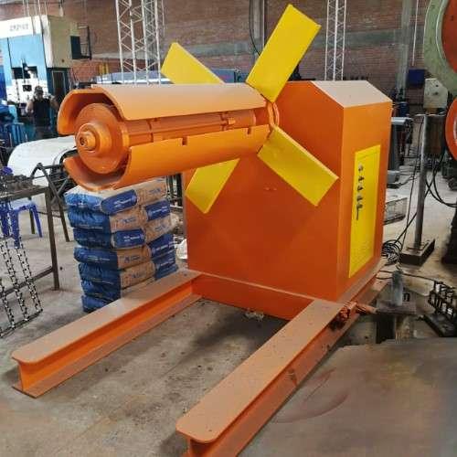 Maquina para calaminas ondulada y trapezoidal1168336643