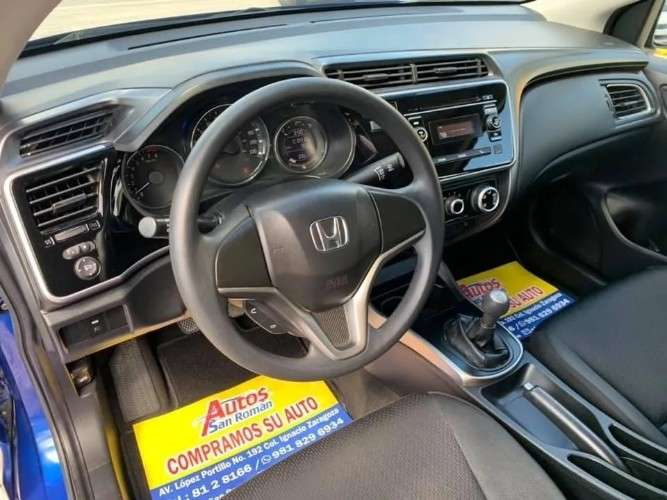 Honda city como nuevo gran desempeño de combustible 242937323