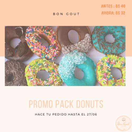 Pack de donuts1405986564
