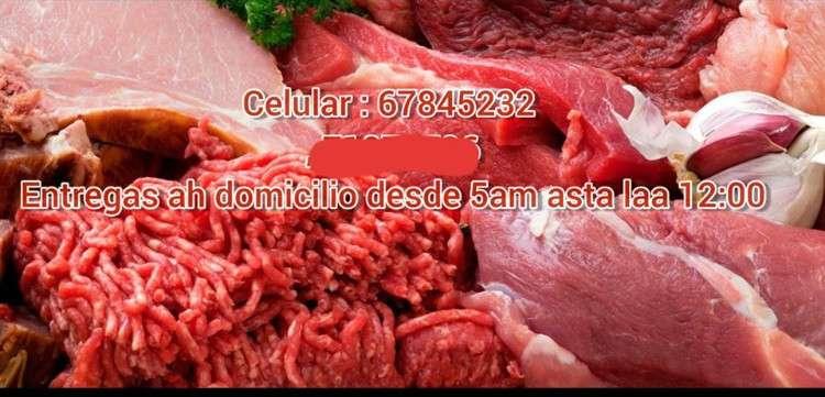 Cortes de carne de todo tipo, entregas a domiciolio1133657921