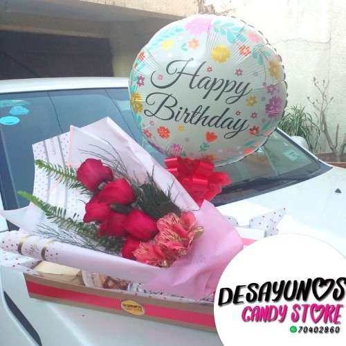 Desayunos candy store914331667