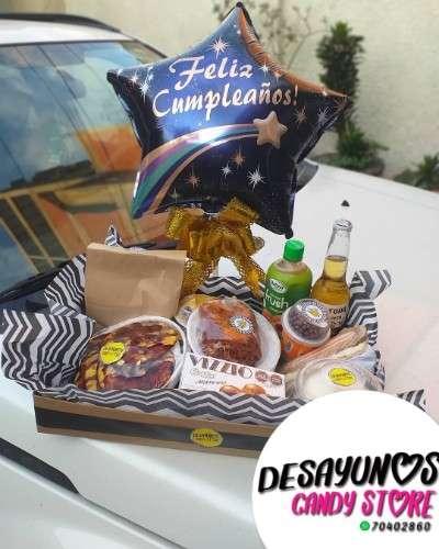 Desayuno candy store a domicilio682076771