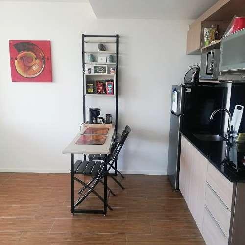 Departamento amoblado de 1 dormitorio en equipetrol .1548959883