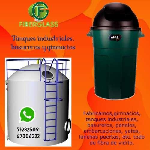 Fabricantes de tanques industriales en bolivia en fibra de vidrio280507942