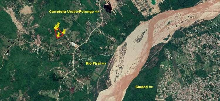 3 hectáreas urbanas en el urubó.1854411619
