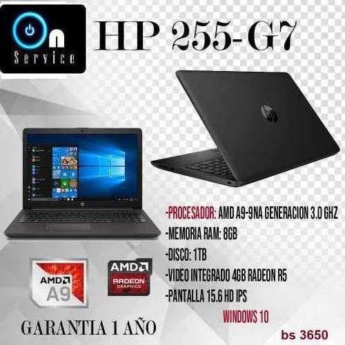 Laptop hp 255-g71682806410