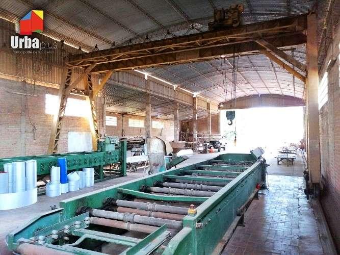 En venta terreno en parque industrial984600397