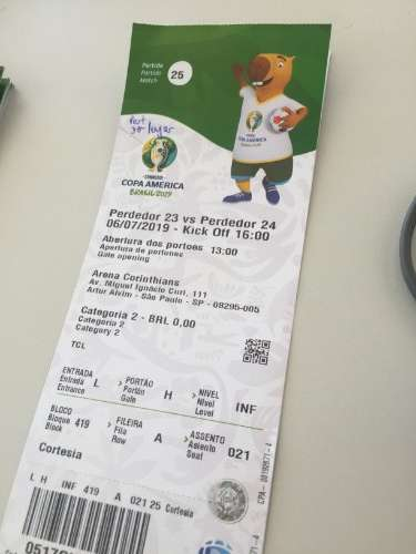 ¡!! vendo entradas  para la final copa américa!!!1577049848
