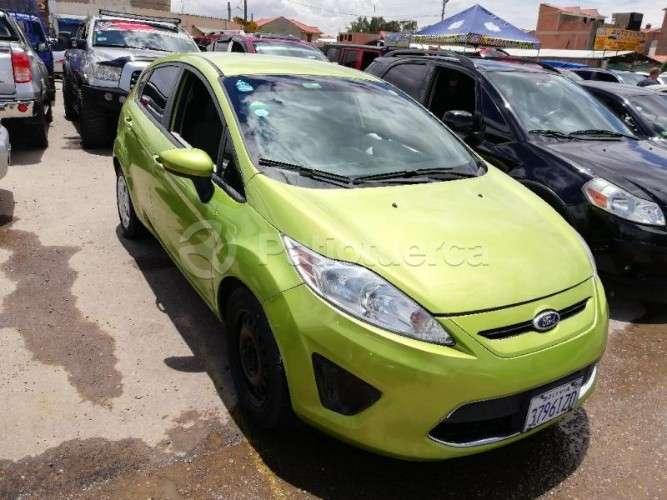 Ford fiesta modelo 20121305427994