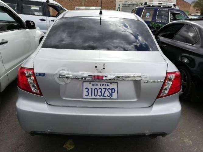 Subaru impreza modelo 20091834803260