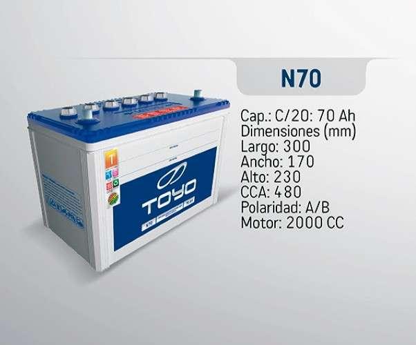 Baterías toyo701699358