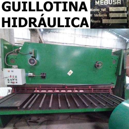 Guillotina hidraulica 16mm2058840018