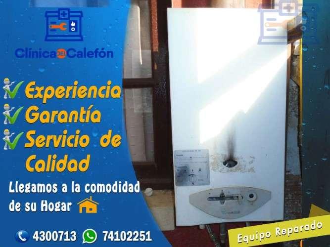 Servicio tecnico en calefones a gas1535032625