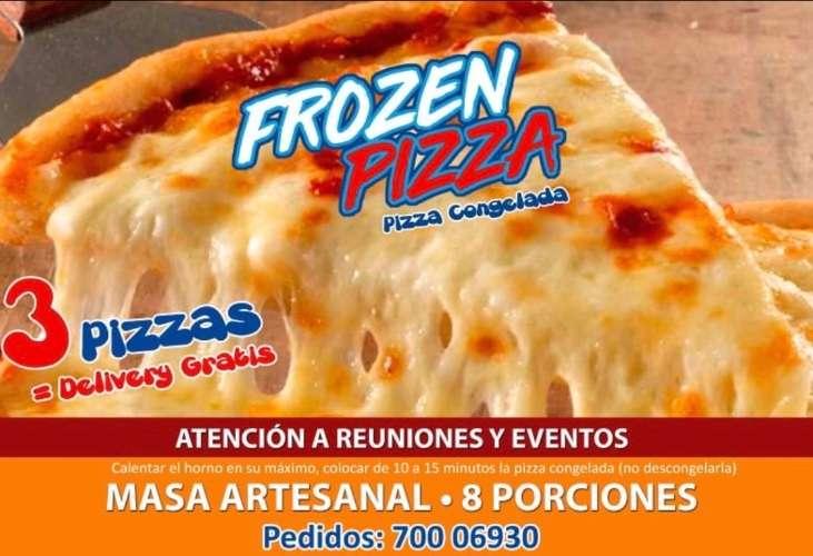 Pizzas congeladas1064544121
