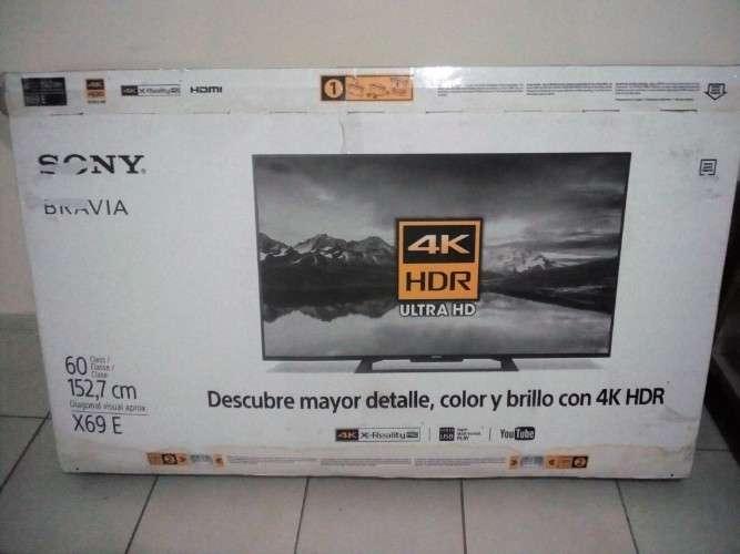 Vendo smart tv 4k 60 sony casi nuevo1083836567
