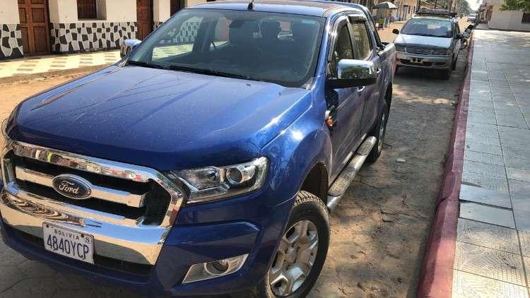 Vendo camioneta ford ranger 20191719165643