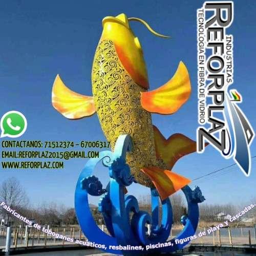 Construimos figura decorativas para parques acuaticos158036391