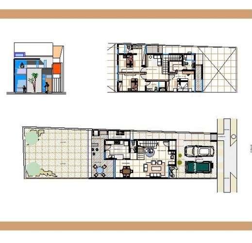 Casa a estrenar, 3 suites urbanización icaraí- el deber669643010