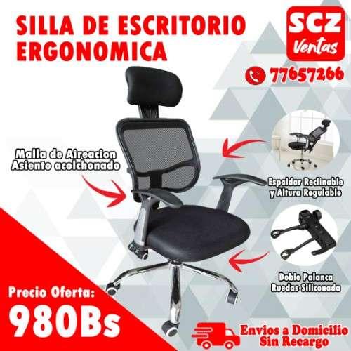 Silla de oficina ergonomica reclinable2047937129