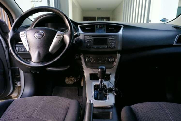 Nissan sentra 2014 sv676865420