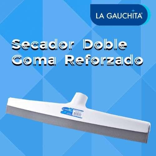 Secador doble goma reforzado la gauchita1082464642