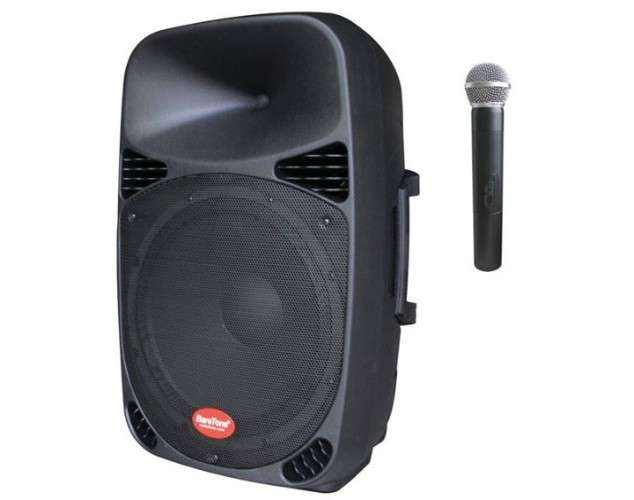 Alquiler de amplificación o sistema de sonido 1575339207