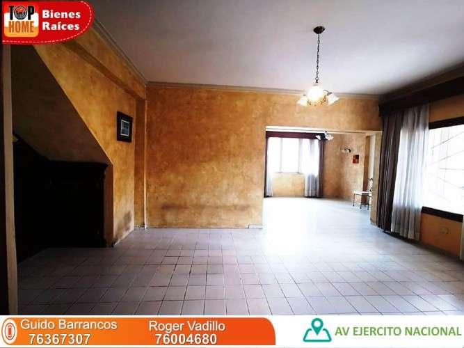 Amplio terreno con vivienda sobre avenida!! en venta649574954