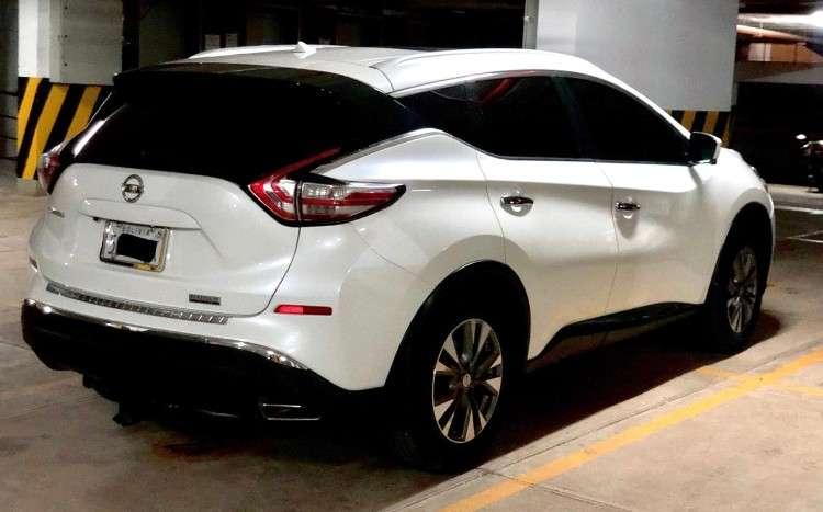 Nissan murano2136815711