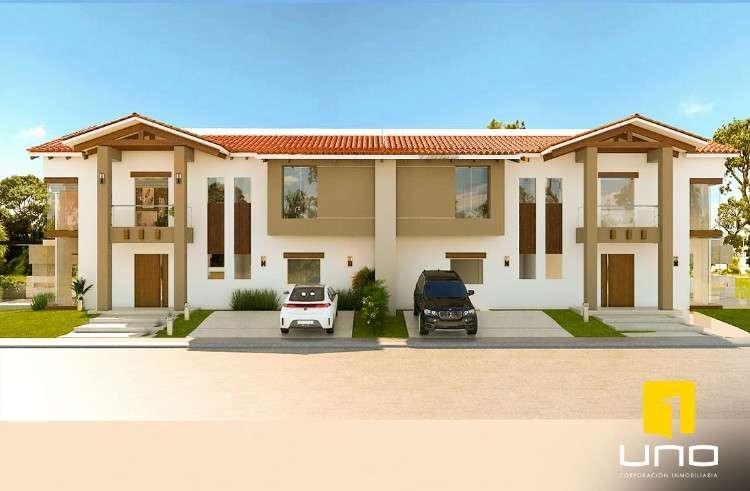 Hermosas casas en pre-venta en condominio versalles. 965944147