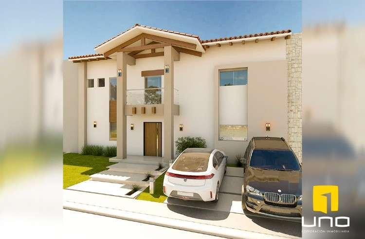 Hermosas casas en pre-venta en condominio versalles. 2104072171