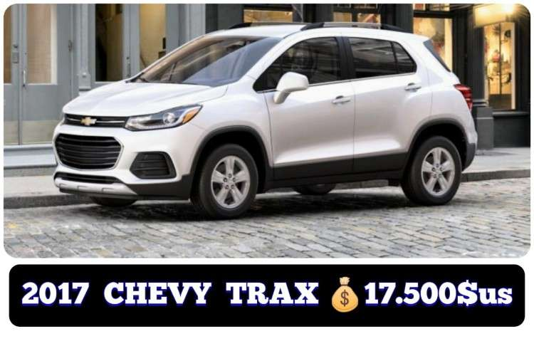 Chevrolet trax lt1221768814