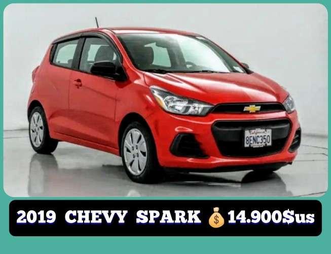 Chevrolet spark735987963