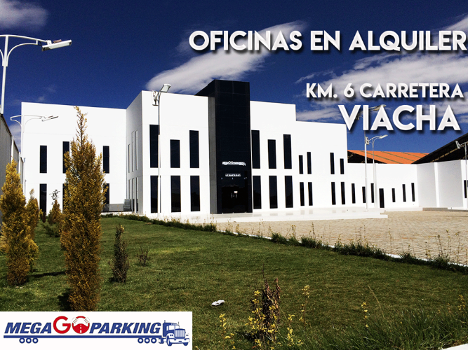 Alquiler de galpones, oficinas y parking 129256925