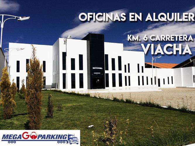 Alquiler de galpones, oficinas y parking 1550550606