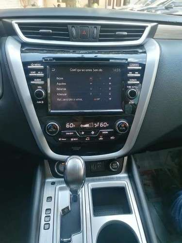 Nissan murano sl 2018 4x4 inteligente impecable 1840908632