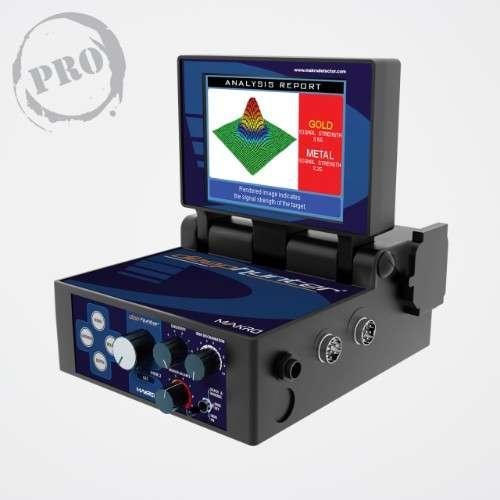 Detector de metales profesional deep hunter 3d pro1120991270