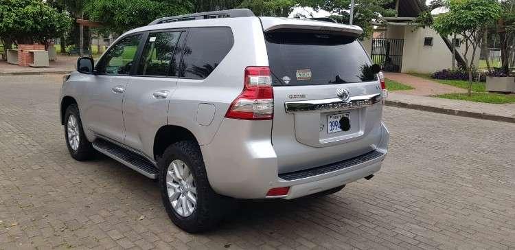 Toyota land cruiser prado vx 2015701910132