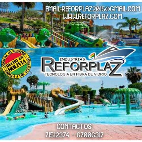 Industria de toboganes acuáticos, barcos, tanques industriales, juegos infantiles, embarcaciones y parques infantiles508621727