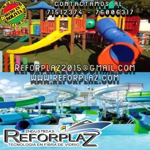 Construcciones de obras monumentales, balnearios, toboganes y piscinas 1078063075