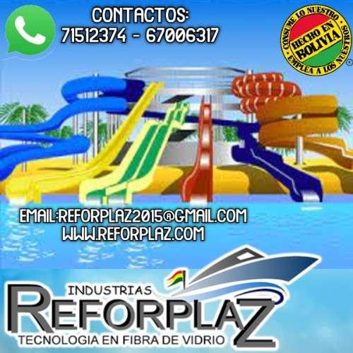 Mega balnearios acuaticos toboganes, parques infantiles, piscinas y embarcaciones456551085