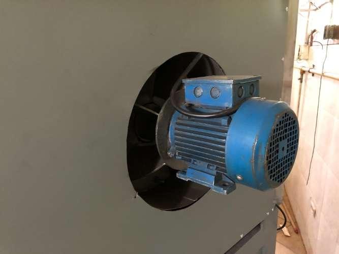 Horno a gas industrial de 5 parrilas (con turbo)1470024624