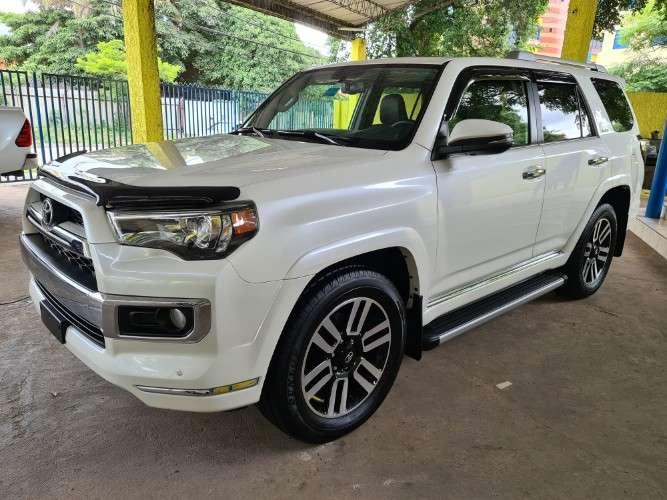Toyota 4runner limited 2019 3 filas japonesa 226581531